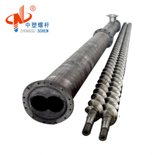 Zhoushan kabra parallel twin screw barrel for extruder