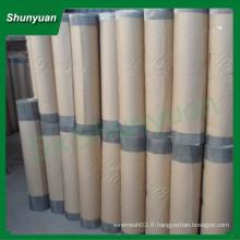 Chine usine d'approvisionnement en aluminium haute qualité écran de fenêtre vente