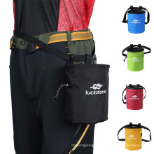 High Quality Custom Outdoor Sporting Equipment Bag Rock Climbing Boulderkng Chalk Bag