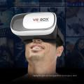 "Vr Jogo Shenzhen Vr Box 3D Vr Branco + Cinza + Preto Headset 4.7-6 ""Smartphone"
