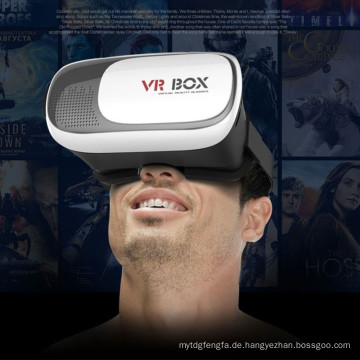 2016 Heißes Produkt Bf Film Blau Virtual Reality 3D Vr Box 3D Gläser Fabrik Großhandel