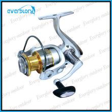 Carretel de giro da qualidade estável sem redução do carretel de pesca do tamanho 500-6000