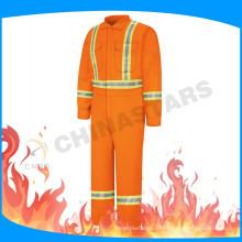 FR лента безопасности комбинезон комбинезон огнестойкий комбинезон для нефтяного месторождения