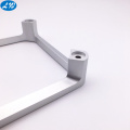 CNC milling machining housing aluminium metal frame