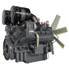 60 Years Genset Engine Power 110kw