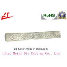 Peças de fundição de alumínio de venda quente com alta pressão Davit Art