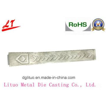 Heißer Verkauf Aluminiumdruckguss-Teile mit Hochdruck Davit Art