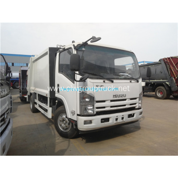 ISUZU 5m3 -8m3 Compression Garbage Truck