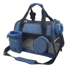 3 in 1 Pet Carrier Bag Cat Carriers Dog Carrier Pet Bag for Small Dog and Cats Travel Bag
