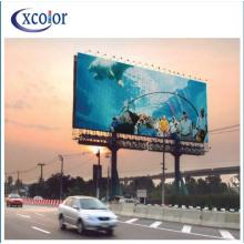 Advertising Equipment Outdoor P10 Led Temperature Display
