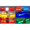 police led car signal light bar Warning lightbar with siren and Speaker