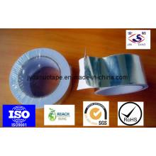 Ruban adhésif en aluminium argenté Ruban adhésif en caoutchouc HVAC