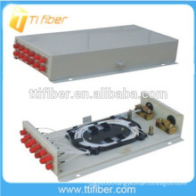 12Port Wall Mounted Fiber Optic Terminal Box