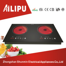 2016 New Design Appliance Dual Electric Hotplate