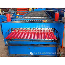 corrugated metal roofing sheet forming machine