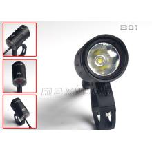 Lumière de vélo d'intense luminosité de Maxtoch B01 XM-L2 U2 LED