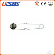 Round Welding Single Spark Lighter