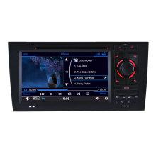 Navegación GPS para Audi S6 / A6 / RS6 Reproductor de DVD