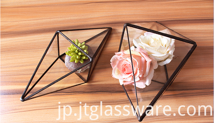 Terrarium Glass Geometric5