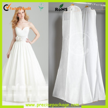 Professional Supplier White Non Woven Wedding Dress Garment Bag
