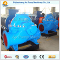 High capacity agricultural irrigation water pump for raw water