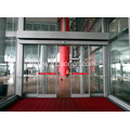 Slimline Automatic Sliding Doors for Office Buildings