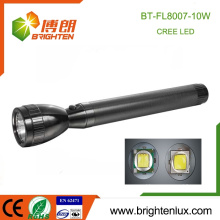 Cheap Wholesale High Quality Aluminum Alloy 10w Best Bright Torch Light most powerful rechargeable led flashlight