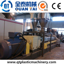 PE PP Filler Masterbatch Extrusion Line/ Compounding Machine/Double Screw Extruder