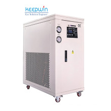 Air Cooled Screw Water Chiller with Water Tank Water Pump (KC-003 9KW)