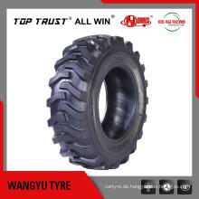 Hochwertiger R4 Tubeless Bagger und Lader Reifen 16.9-28