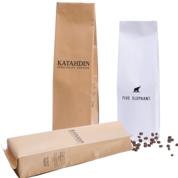 Kraft Paper Bags With Valve Printed Bag Bag