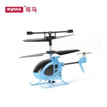 SYMA S6 3 canales Mental Mini Micro Palm Helicóptero con giroscopio