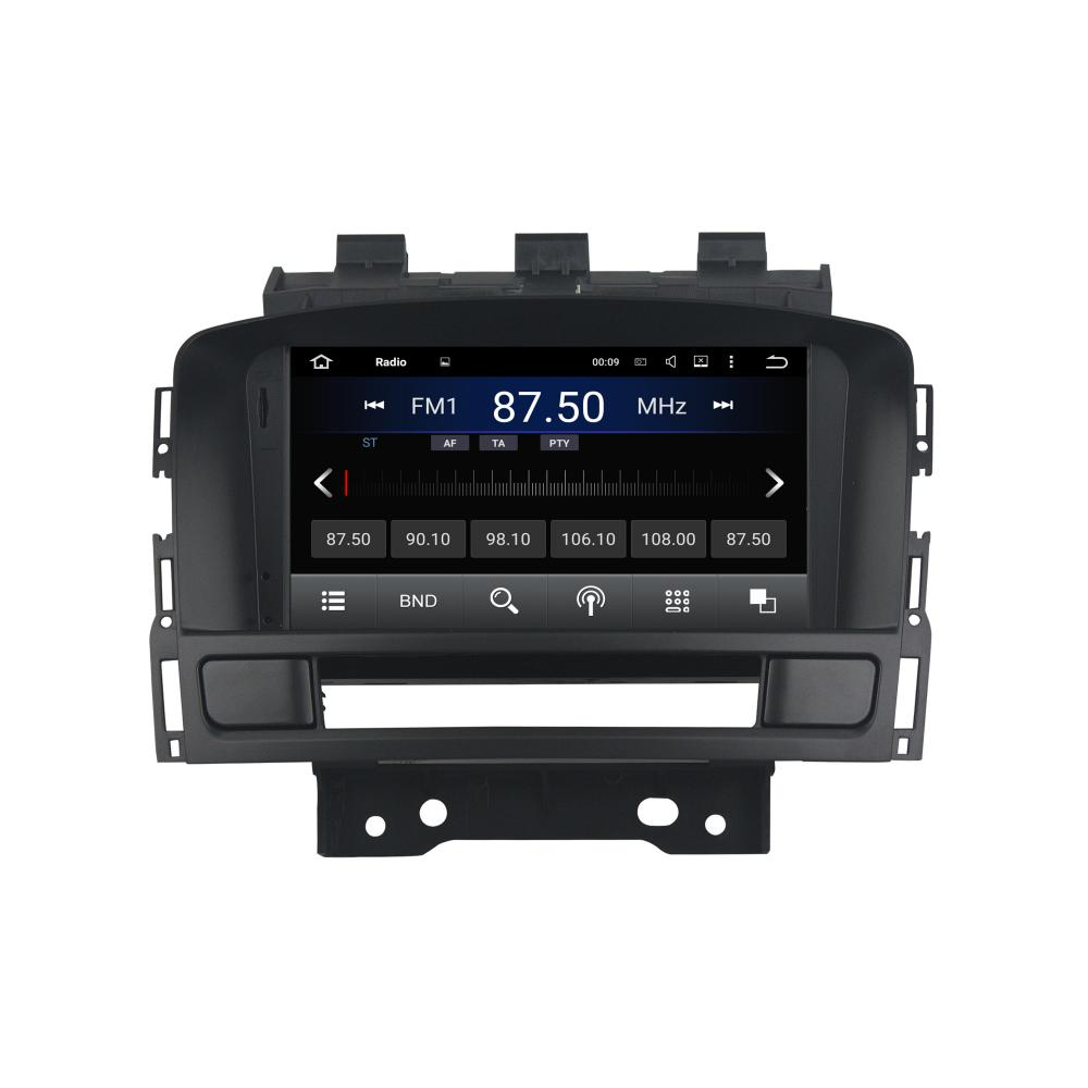 DVD dell'automobile per Buick Excelle GT / XT 2011-2012