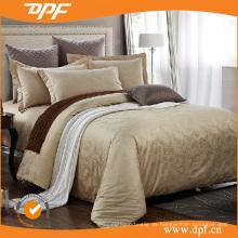 Europäische Größe Satin Baumwolle Jacquard Bettbezüge (DPF060422)
