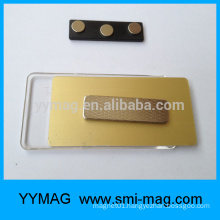 Custom Strong Magnetic Name Tag/Badge Fastener