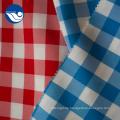 Red Lattices 100% Polyester Stretch Jacquard Vorhangstoff