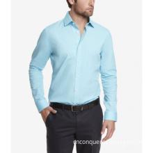 Taior Made Men Spread Collar Business Shirt (MTM20140071)