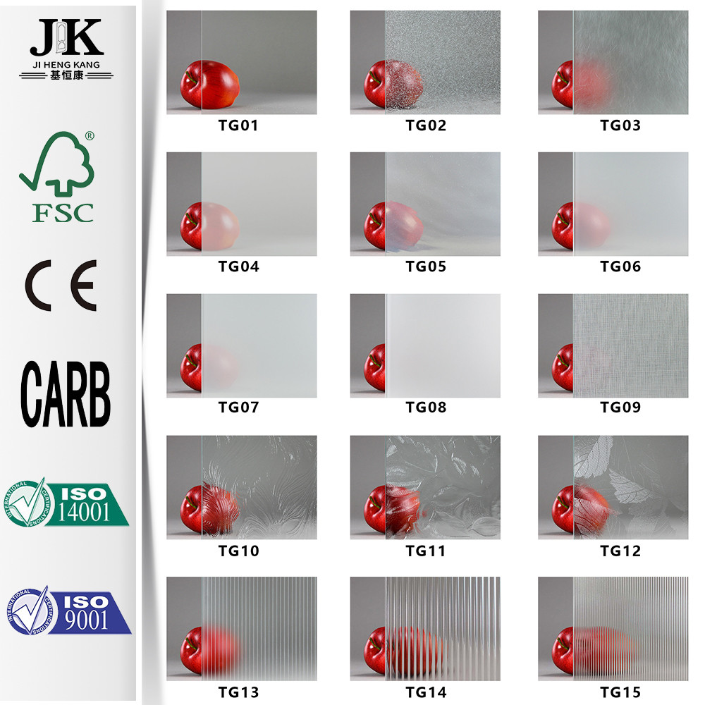 JHK-G29 Accordion Glass Interior Door Cold Room Door Handle