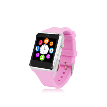 2016 New Smart Watch Bluetooth Smartphone Watch for iPhone