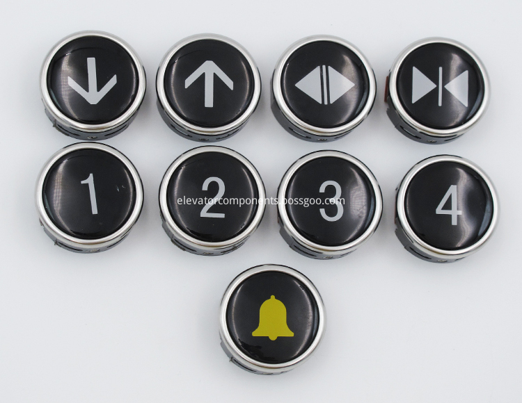 Hitachi Elevator Push Button FL-PW