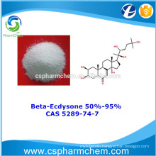 Beta-Ecdysone 95%, CAS 5289-74-7, 100% Nature extract