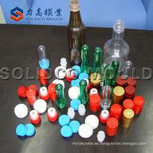 Molduras de inyección de plástico de alta precisión