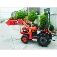 4WD Japanese Tractors Used Front End Loader with Ce Certifications