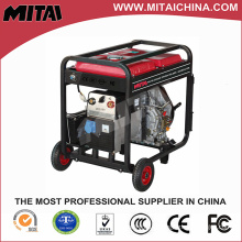 Portable Welding Machine Price with Diesel Welding Generator