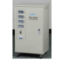 Three Phase Servo Motor Control Voltage Regulator SVC-15k