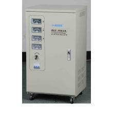 Регулятор напряжения питания трехфазного сервомотора SVC-15k