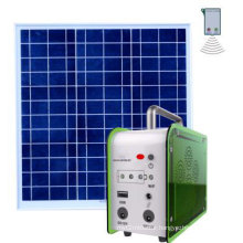 Solar LED Lights System for Home and Camping