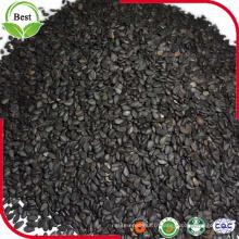 Graine de sésame noire brute décortiquée