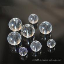 Grânulos de vidro de cristal para decorativas