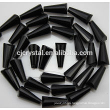 Nuevos granos de cristal de la forma de la pagoda de la manera del estilo